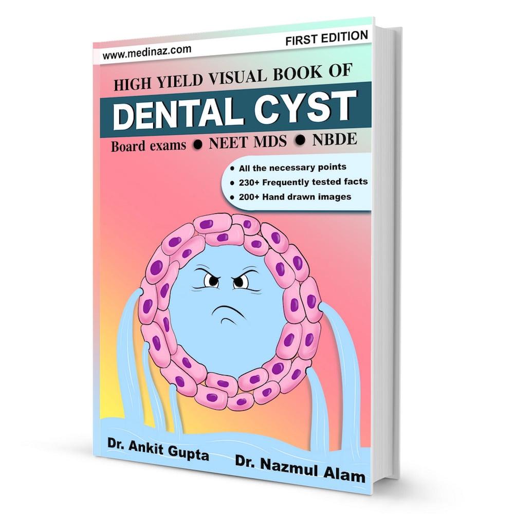 Medinaz Dental Cyst Book