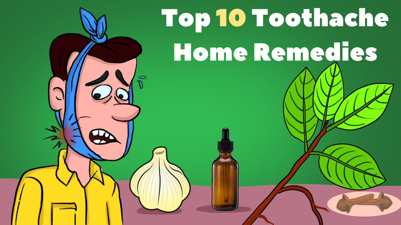 toothache home remedy