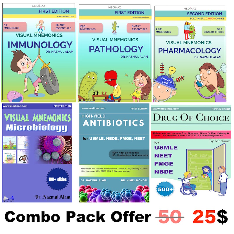 2ND YEAR COMBO PACK